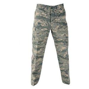 Pants - AIR FORCE TROUSERS UTILITY AIRMAN TIGER STRIPE ABU